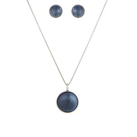 Комплект pearl sodalite S1565.22 B/S