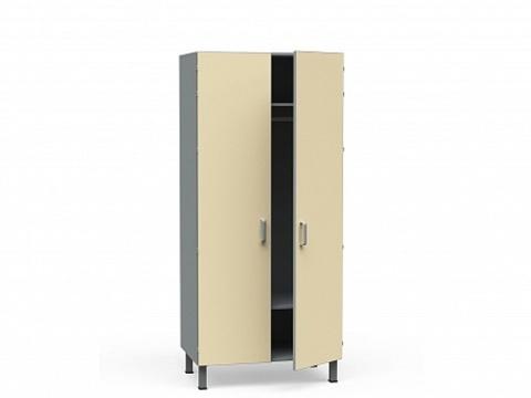 Шкаф медицинский для одежды БТ-ШО-80 - фото