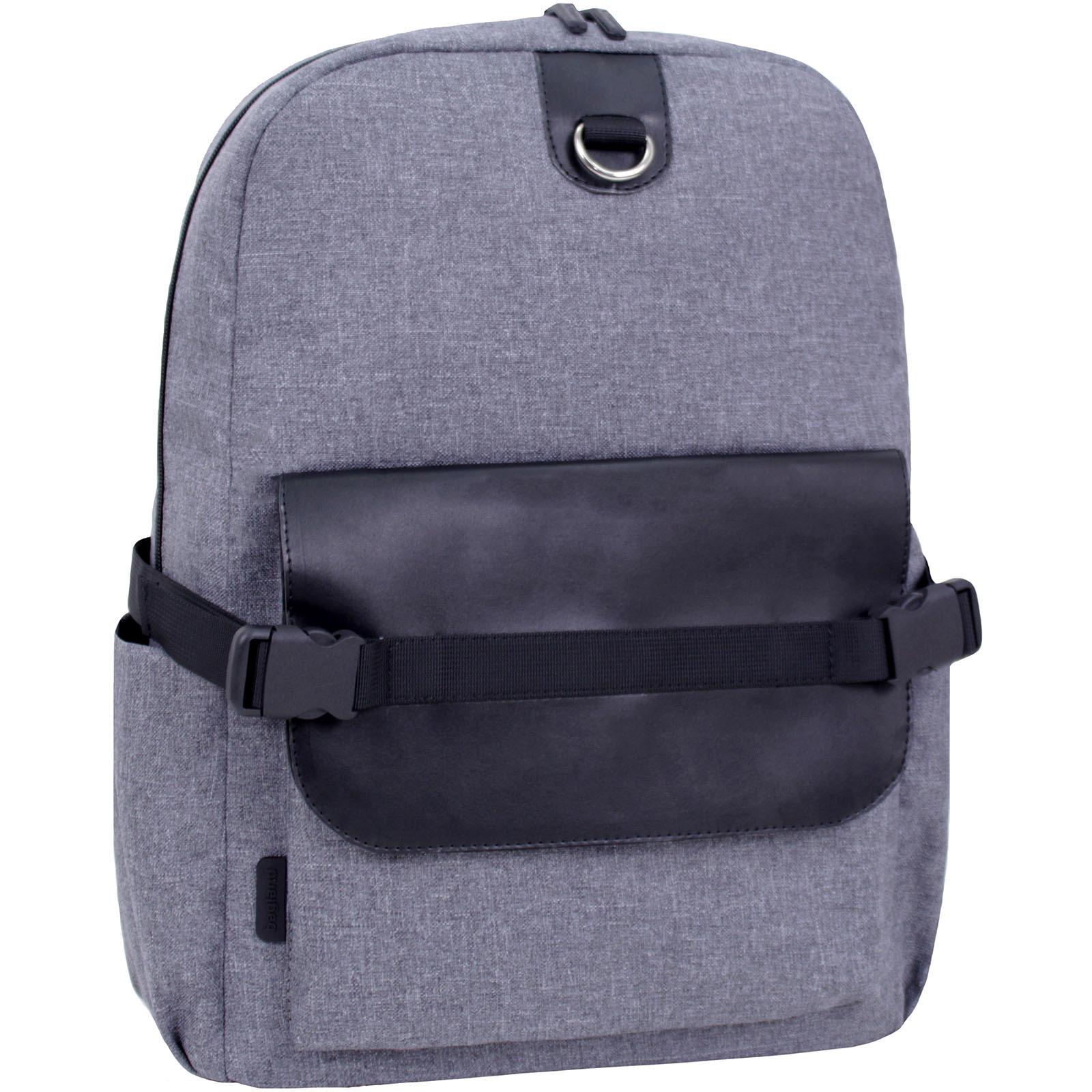 Молодежные рюкзаки Рюкзак Bagland Flash 21 л. серый (0012269) IMG_2715.JPG