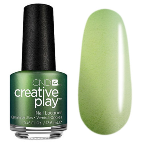 CND Creative Play Gel # 514 Jaded  Гель-лак 15 мл