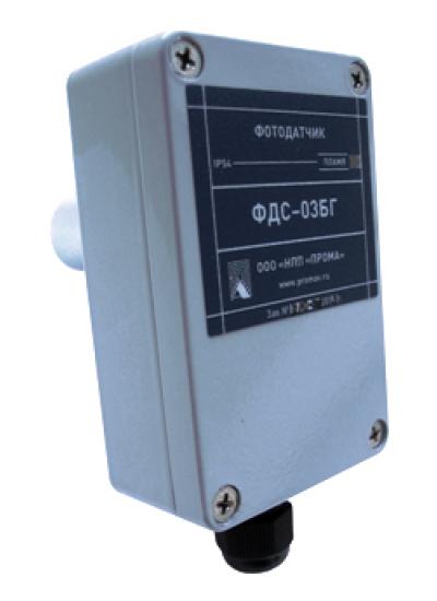 ФДС-03БГ, ФДС-03БГ-У, фотодатчик сигнализирующий