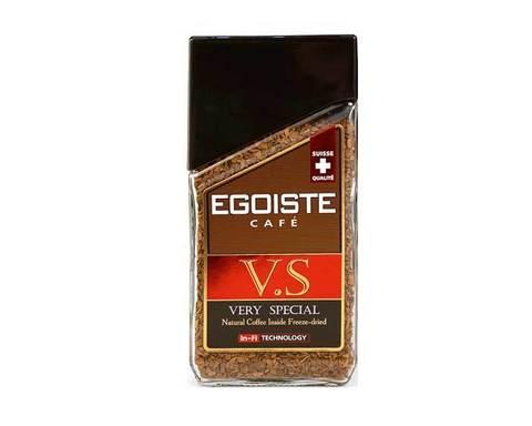 Кофе молотый в растворимом Egoiste V.S., 100 г