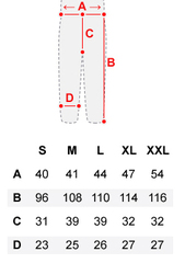 Штаны Feeder Conceptr JOGGERS, размер L, арт. AMFC-412-03L