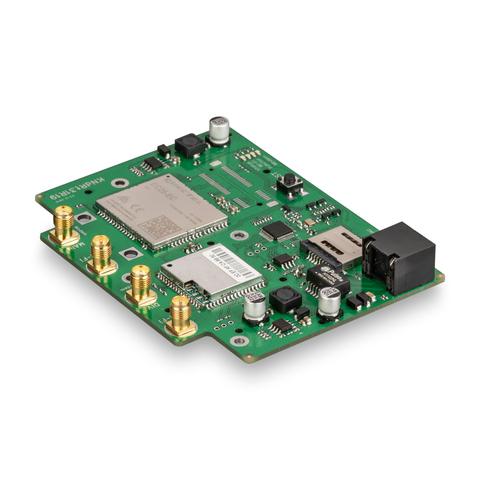 Роутер Kroks Rt-Brd RSIM DS mQ-EC с SMD модемом Quectel EC25-EC, с поддержкой SIM-инжектора