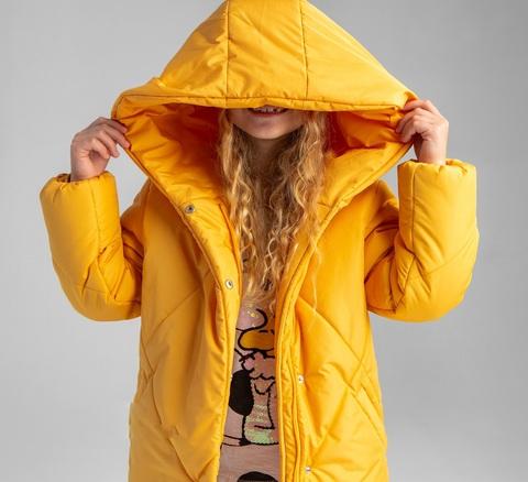КТ232 Куртка для девочки