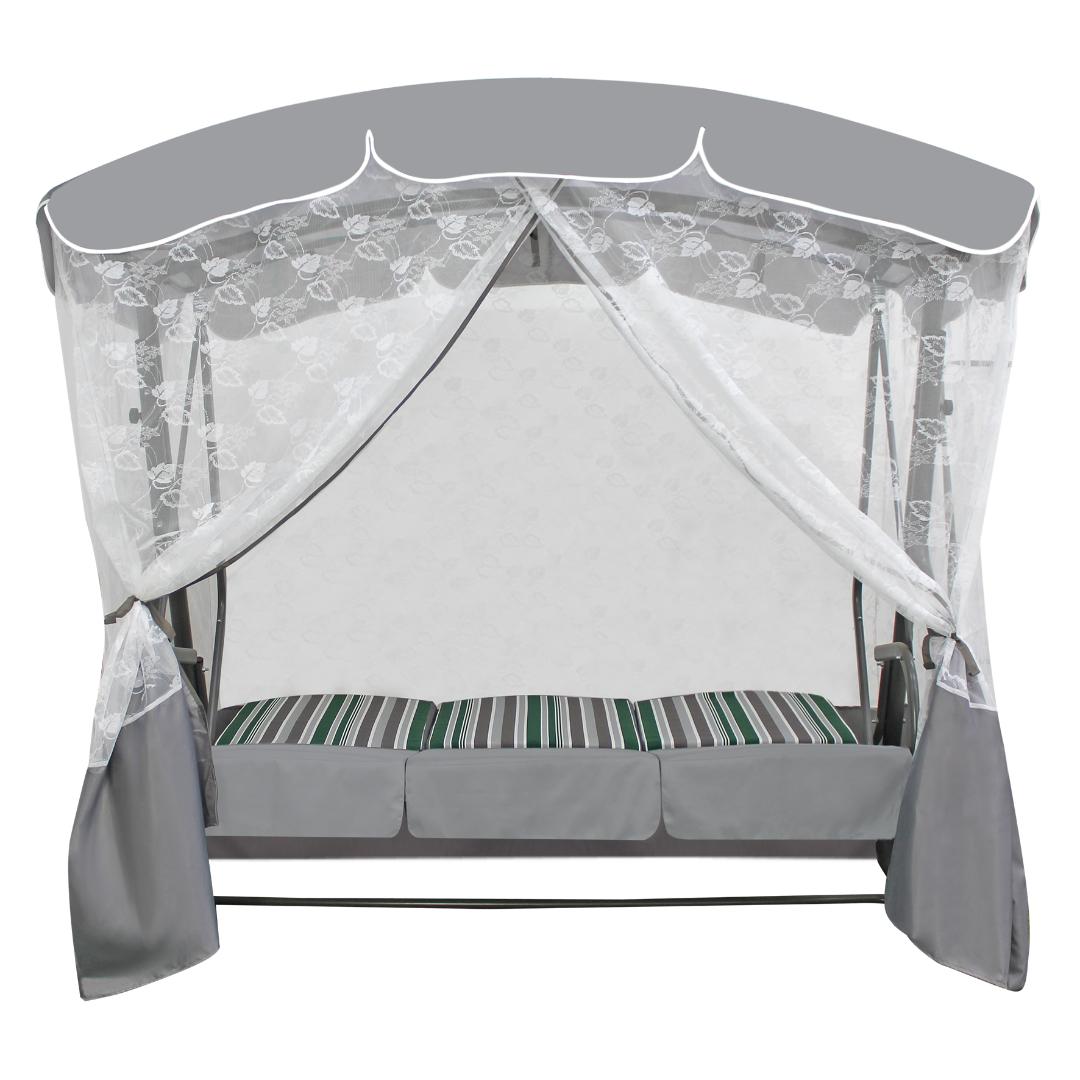 Оазис Премиум серый кровать