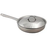Сковорода 24 см с крышкой  ЕВРОПА, артикул 632123BM5124A, производитель - Silampos