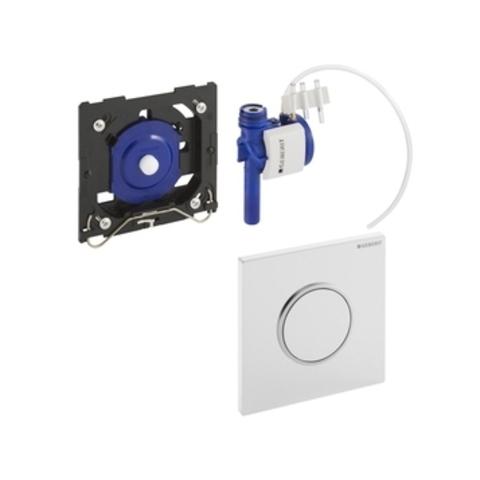 Кнопка для инсталляции GEBERIT HyTouch Sigma 10 (116.015.KH.1)