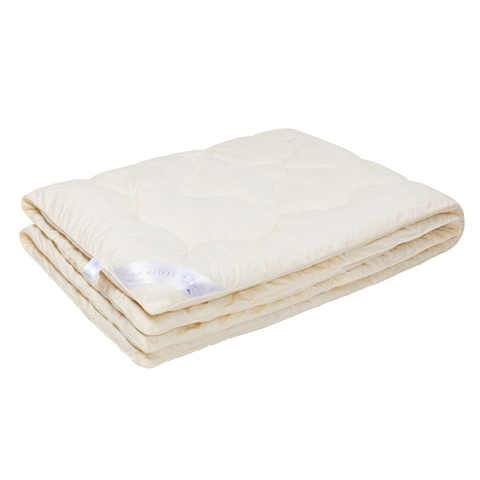 Одеяло зимнее с козьим пухом 140х205 КАШЕМИР