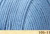 Пряжа Fibranatura Luxor 105-11 (Голубой)