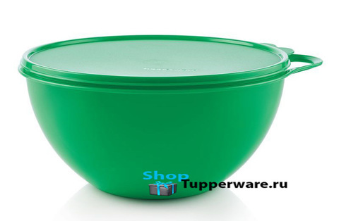 чаша милиан 4,5л в зеленом цвете