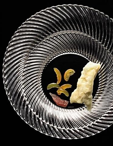 Тарелка обеденная, артикул 82708. Серия Samba