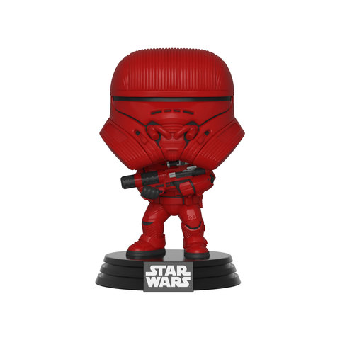 Фигурка Funko POP! Bobble: Star Wars Ep 9: Sith Jet Trooper 39880