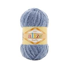 Пряжа Alize Softy цвет 374