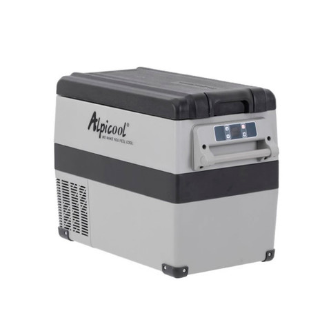 Компрессорный автохолодильник Alpicool NCF45 (Двухкамерный, 12V/24V/220V, 45л)