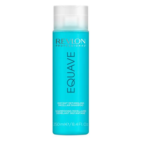 REVLON Equave Instant Beauty: Увлажняющий шампунь, облегчающий расчесывание волос (Instant Detangeling Micellar Shampoo), 250мл/1л