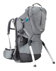 Рюкзак-переноска детский Thule Sapling Child Carrier тёмно-серый