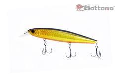 Воблер Mottomo Corso 130SP 24,3g Gold Flash
