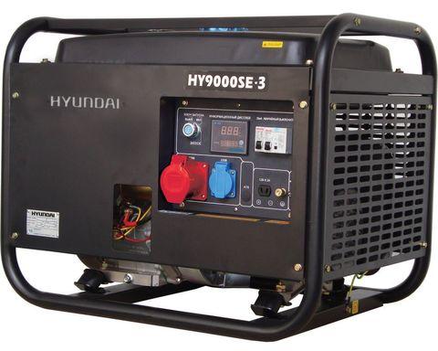 Кожух для бензинового генератора HYUNDAI HY 9000SE-3