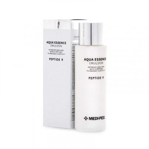 Medi-Peel Aqua Essence Emulsion Peptide 9 антивозрастная эмульсия с пептидами для лица