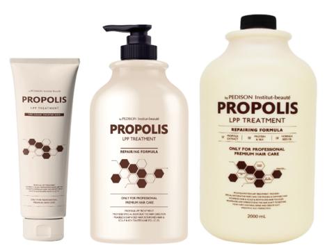 EVAS Pedison Маска для волос ПРОПОЛИС Institut-Beaute Propolis LPP Treatment