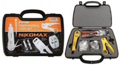 Набор инструмента NIKOMAX NMC-TOOL-KIT-1