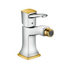 Смеситель для биде однорычажный с донным клапаном Hansgrohe Metropol Classic 31320090 фото