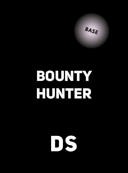 Аксессуар DS BASE BOUNTY HUNTER 250