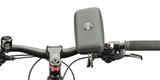 Кейс для велосипеда с держателем для смартфона SP Wedge Case Set на руле вид спереди