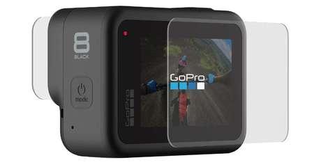 Tempered Glass Screen Protector Защитные стекла для ЖК экрана GoPro HERO8 | AJPTC-001 |