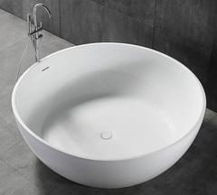 Акриловая ванна ABBER AB9279 150х150 см отдельностоящая