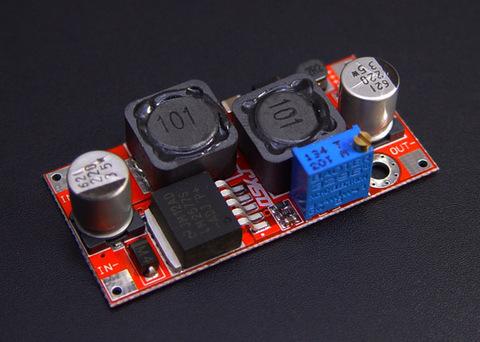 Стабилизатор напряжения 3-35V, 1.2-30V