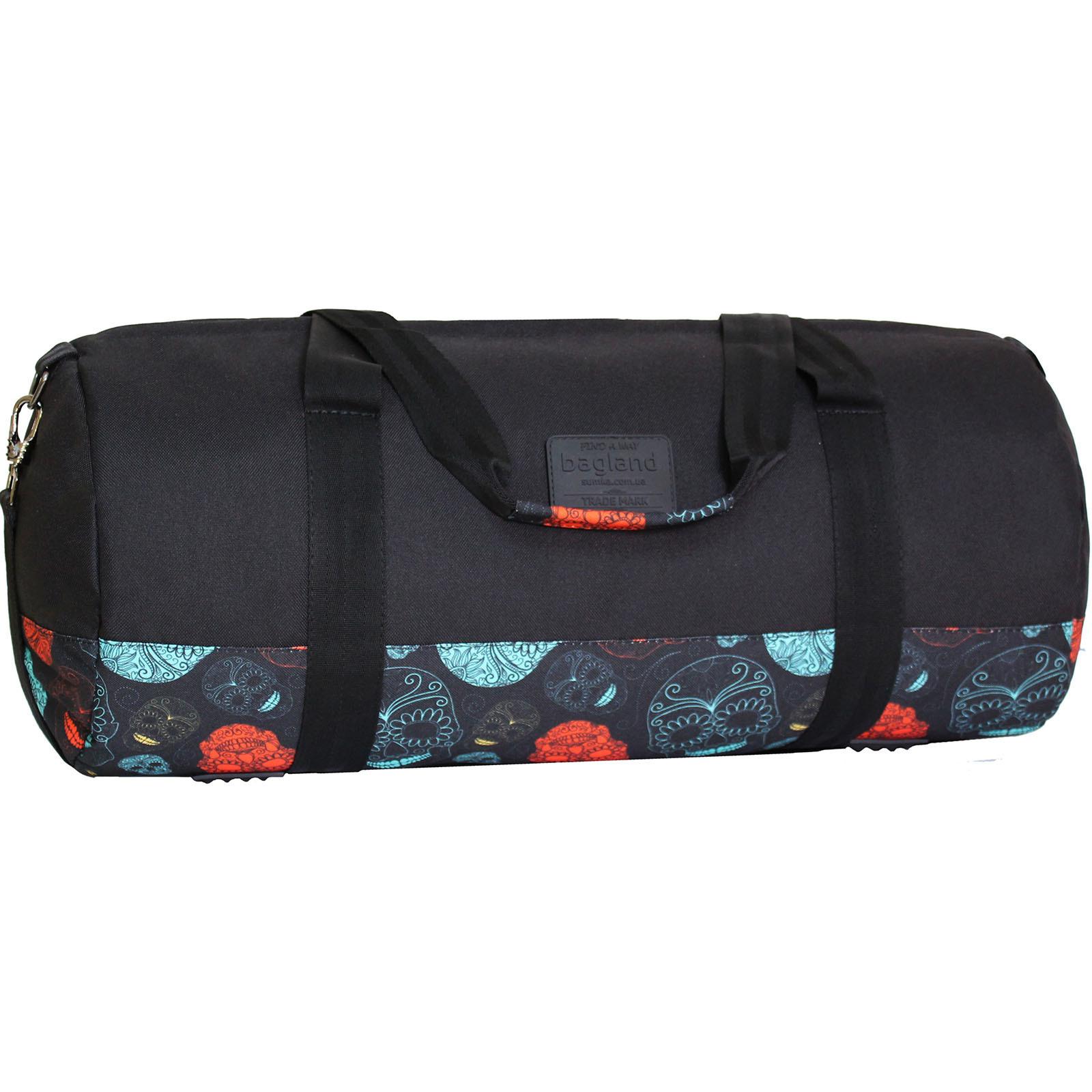 Спортивные сумки Сумка Bagland Staff 30 л. чорний 106 (0030066) IMG_8354.JPG