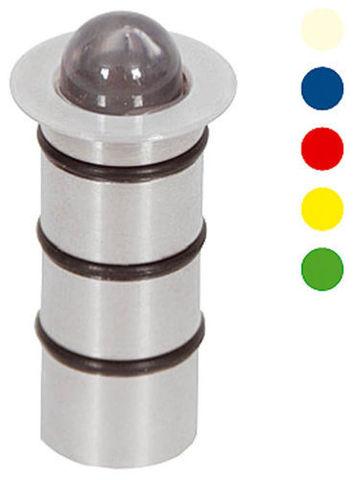 Подводный светильник для пруда Skylight Nano 400, красный