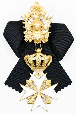 Орден св. Иоанна Иерусалимского (ковалерский), копия