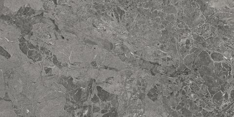 Brecia Adonis Dark Керамогранит темно-серый 60x120 полированный
