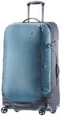 Сумка рюкзак на колесах Deuter Aviant Access Movo 80 arctic-graphite