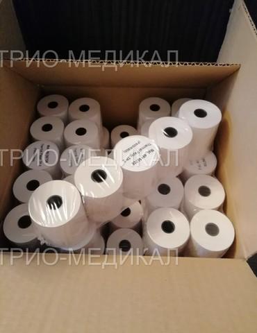 48156708 Термобумага ТР-2 (Thermal Paper TP-2) (50 рул/упак) Сисмекс Корпорейшн, Япония/ Sysmex Corporation, Japan
