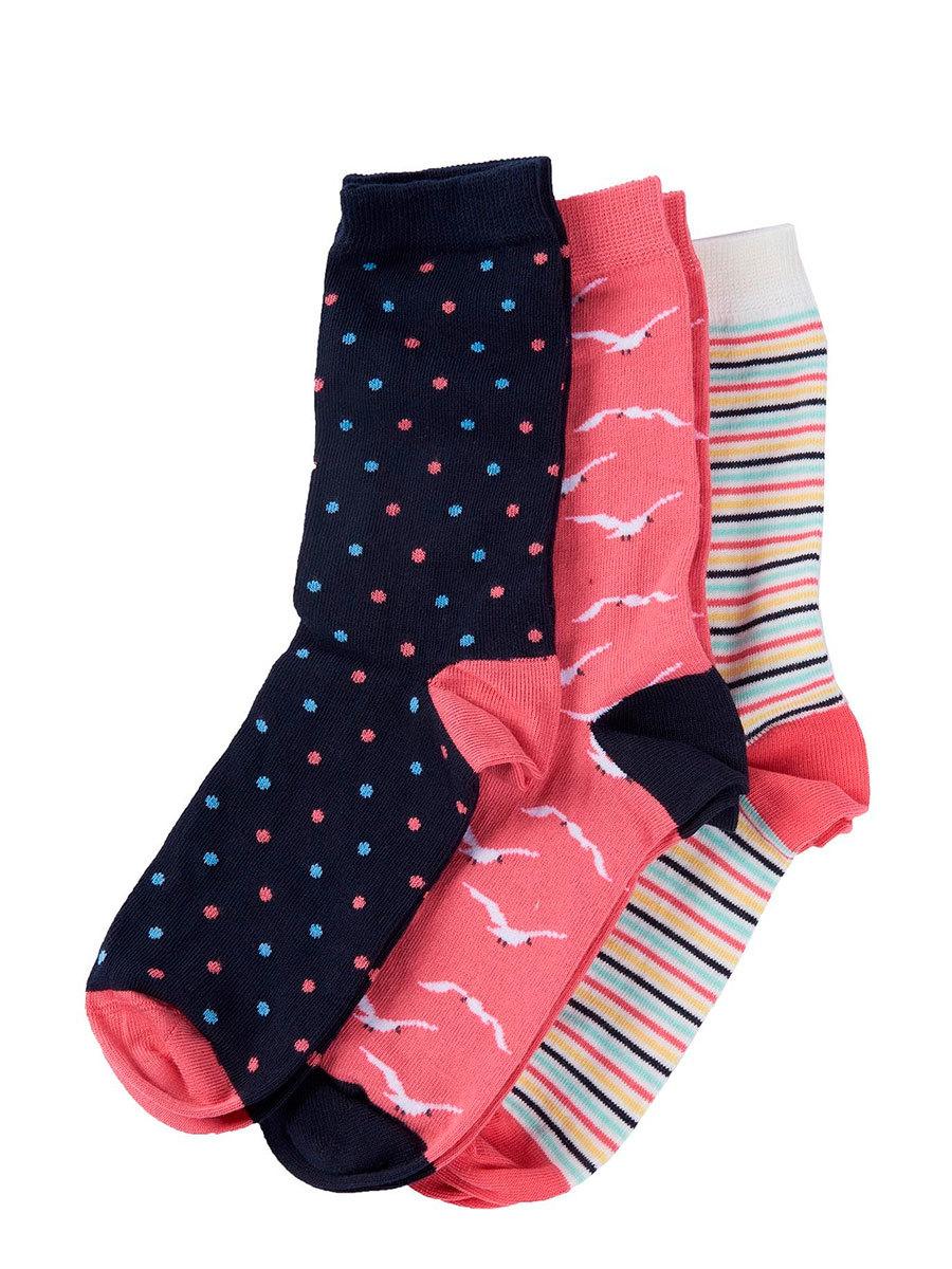 Barbour набор носков Coastal Sock Set LGS0045/MI11