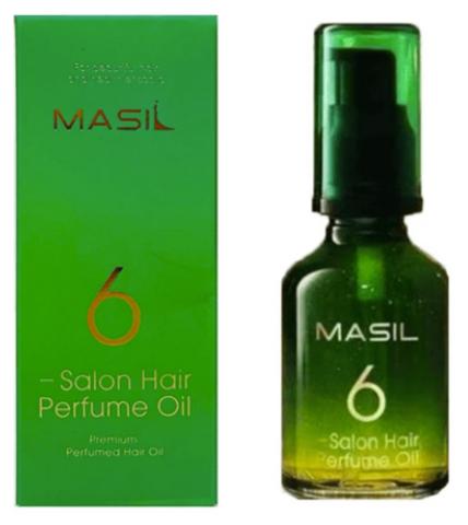 Masil 6 Salon Hair Perfume Oil парфюмированное масло для волос