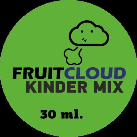 Премиум жидкость для электронных сигарет Kinder Mix, 3 мг