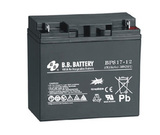 Аккумулятор для ИБП B.B.Bаttery BPS17-12 (12V 17Ah / 12В 17Ач) - фотография