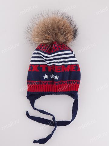 Зимняя шапка для мальчика Mialt Extrim