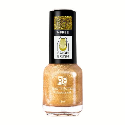 Brigitte Bottier Топ покрытие GOLD золотой 12 мл