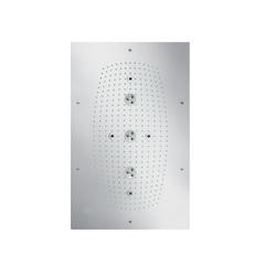 Душ потолочный встраиваемый 68х46 см 3 режима Hansgrohe Raindance Rainmaker 28417000 фото
