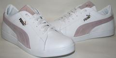 Женские кроссовки пума баскет