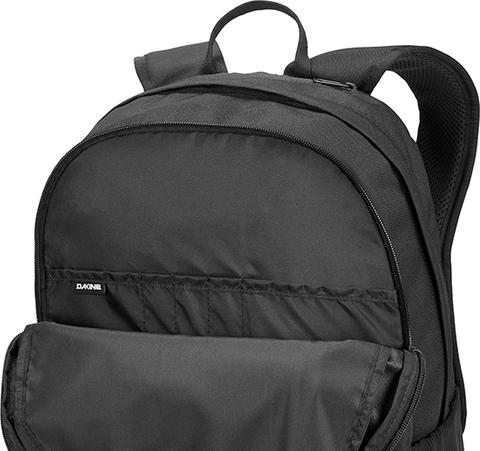 Картинка рюкзак городской Dakine essentials pack 22l Black - 3