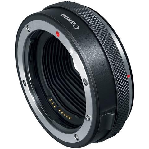 Адаптер крепления Canon Mount Adapter EF-EOS R с кольцом управления
