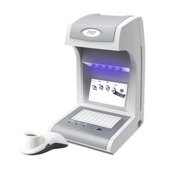 Детектор банкнот просмотровый Pro 1500 IRPM LCD