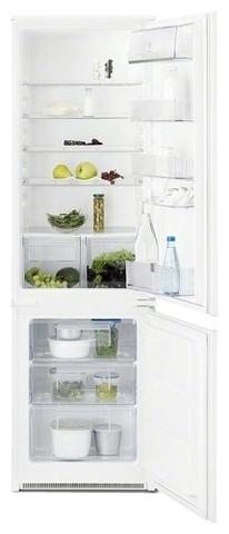 Встраиваемый двухкамерный холодильник Electrolux RNS9TE19S